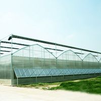 Polycarbonate greenhouse roofing sheets thumbnail image