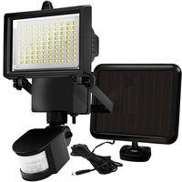 Super Bright 60 led Human Detection Security Solar Motion Sensor Light thumbnail image