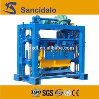 factory price QT40-2 cement brick machine shop price list thumbnail image