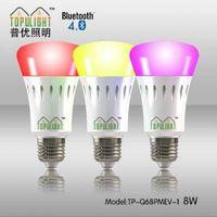 color changing smart led bulb light