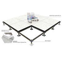 calcium sulphate border anti-static raised floor