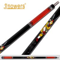JF2K2-03 & JFlowers Monkey King &2019 JF custom pool cue
