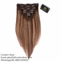 Best price of Clip In Hair Extension #4/27/4
