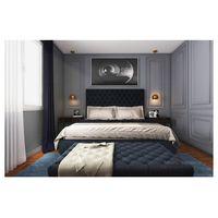 3D Bedroom interior designs