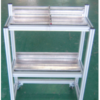 FUJI NXT feeder cart , NXT feeder storage cart , smt feeder trolley