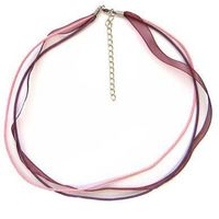 fashion cord necklace