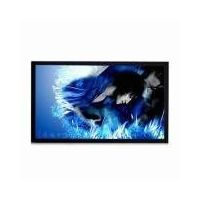 55-Inch LCD Advertising Display, Super Slim, Narrow Frame and Made of Metal-Alloy Material