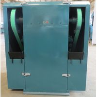 Semi automatic grinding machine for investment casting line