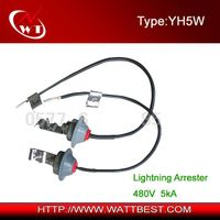 low voltage surge arrester,lightning arrester 480V