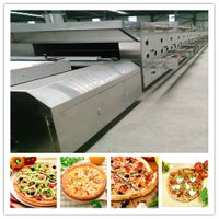 SAIHENG Durable Commercial Conveyor Gas Pizza Oven