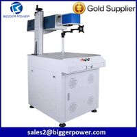 Portable 20 W Mini Fiber laser machine imei laser marking machine