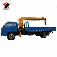 Top Quality Mobile Truck Crane 3.2 Ton