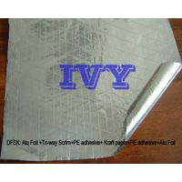 Double-Sided Reflecting Aluminum Foil Insulation