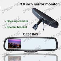 "3"" Special Rear View Mirror Car Monitor"