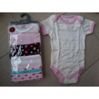 wholesale in China girl boy next bodsyuit  rompers, sleepwear