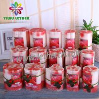 Latest Wholesale Customized Scented Pillar Candles, Scented Household Candles, Pillar Candles