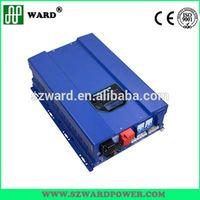 HP-PV inverter solar pure sine wave inverter charger