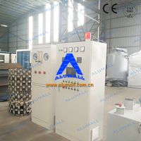 75kw Electric Resistance Pit Type Nitriding Nitrocarburizing Furnace With Vacuum Pump