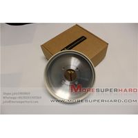Vitrified bond diamond grinding wheel for PCD tools