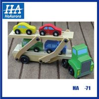 Toddler Wooden Traffic Toys