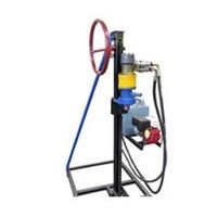 Lanscientific easy operation 10m fast hydrological drilling machine