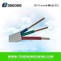 3x1.5 300/500V PVC fiber mica insulated fire-resistant power cable