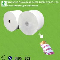 sustainable material food packaging paper