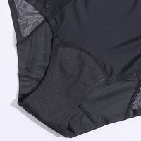 Mesh Leak Proof Menstrual Panties Period Underwear 4 Layer Tampon Free High Waist Menstruation thumbnail image