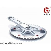 forged alloy chainwheel & crank