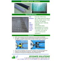Fine Bubble Membrane Diffuser for wastewater aeration thumbnail image