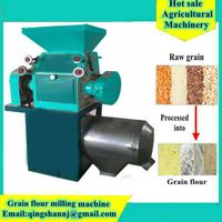 Flour Mill Machine, Grain Flour Mill