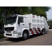 china 6X4 garbage truck for sale