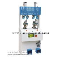 Xx0491 Single Hot &Cold Backpart Moulding Machine-shoe machine thumbnail image