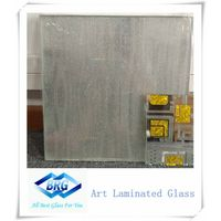 Beautiful Art Laminated Glass