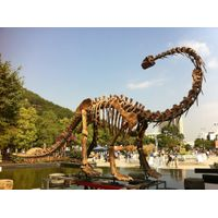 life size artificial animatronic dinosaur replica for sale
