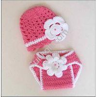 Unisex Newborn Boy Girl Crochet