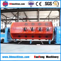 JLK-500/6+12+18+24 Rigid Frame Stranding Machine For Power Cables