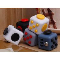 2017 hot sale new design Desk Toys fidget cube Relieves Stress