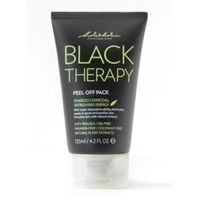 Hole & Hole Black Therapy peel off pack
