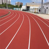 9mm 13mm Prefabricated Runway Manufacturer Pro Athletics Track