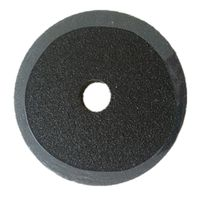 High Quality 125mm 0.8mm round hole Abrasive Fiber Disk for stainless steel thumbnail image