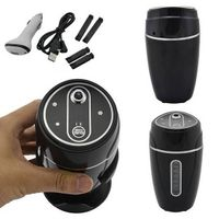 180ML car charger air humidifier,USB charge mini aroma humidifier