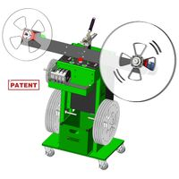 Dual Auto Rewinding Machine(DAR-2222)Order-Made