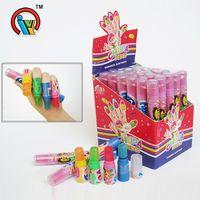 Funny Finger Lollipop Toys Hard Candy