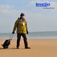 Lovego G2 portable oxygen concentrator with 4 hours battery using time