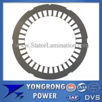 PMSM Electric Silicon Steel Stator Lamination