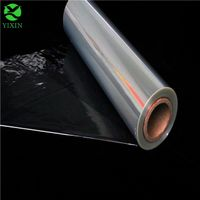 Metallzied PET/BOPP release silicone film for adhesive tape