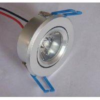 1W/3W LED Down Light thumbnail image