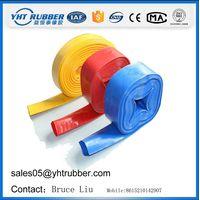 PVC Layflat Hose/PVC Pipe/PVC Hose/Garden Hose/Irrigation Hose thumbnail image