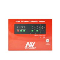 1 zone Conventional fire alarm control panel